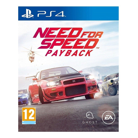 Need for Speed: Payback Standard Edition Electronic Arts PS4 Digital