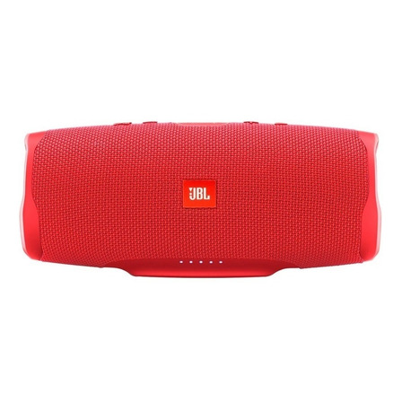 Parlante JBL Charge 4 portátil con bluetooth  red