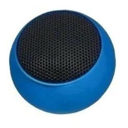 Alto-falante Altomex AL-3031 portátil com bluetooth azul