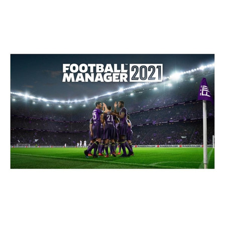 Football Manager 2021 Standard Edition Digital PC SEGA