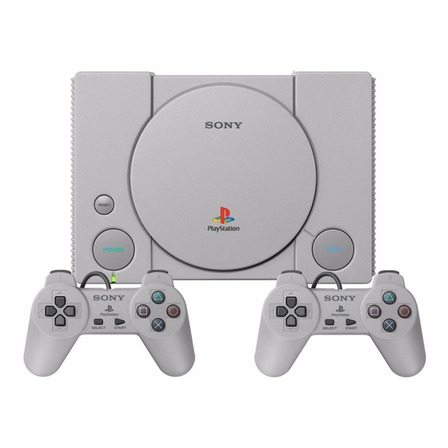 Sony PlayStation Classic SCPH-1000R 16GB gris