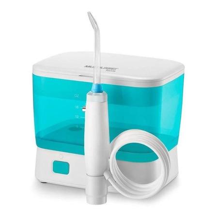 Irrigador oral Multilaser HC052 azul/branco 110V/220V