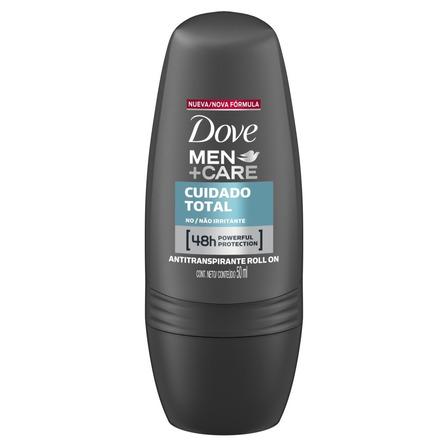 Antitranspirante roll on Dove Cuidado Total Men Care 50ml
