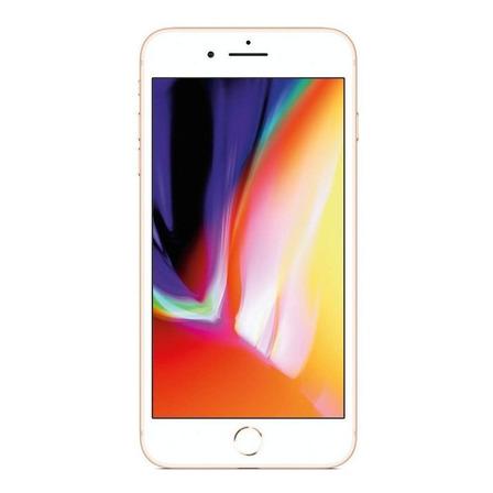 iPhone 8 Plus 64 GB dourado