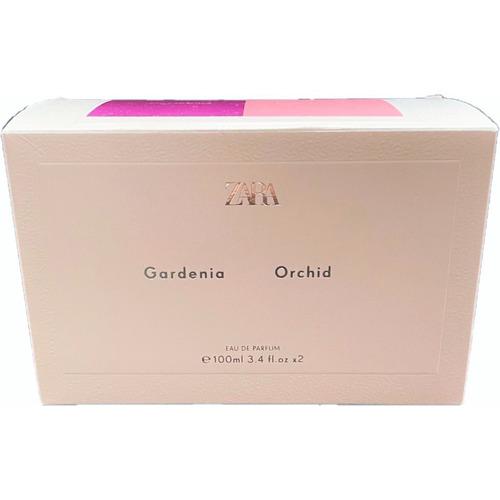Zara Pack Gardenia 100ml + Orchid 100ml Fragancia Para Dama
