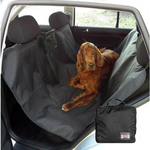 Protector De Asiento Auto. Impermeable. Para Perros. Mascota
