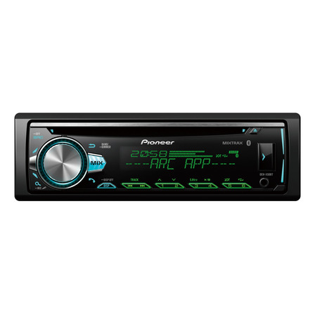 Estéreo para auto Pioneer DEH X50 con USB y bluetooth