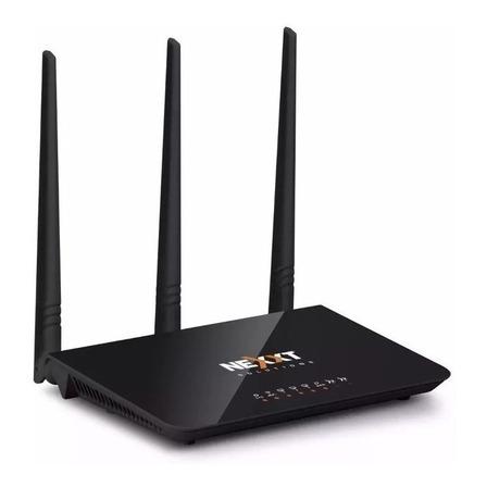Router Nexxt Solutions Nebula 300Plus ARN02304U6 negro