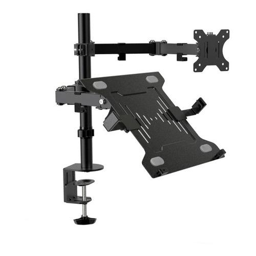Soporte Brazo Para Monitor Y Notebook Klip Xtreme Kmm-301