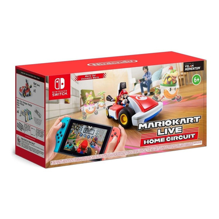 Mario Kart Live: Home Circuit Mario Set Standard Edition Nintendo Switch  Físico