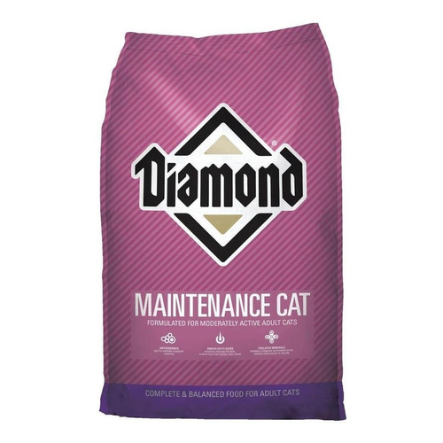Alimento Diamond Super Premium Maintenance Cat para gato adulto sabor mix en bolsa de 18kg