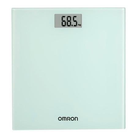 Balança corporal digital Omron HN-289 silky grey, hasta 150 kg