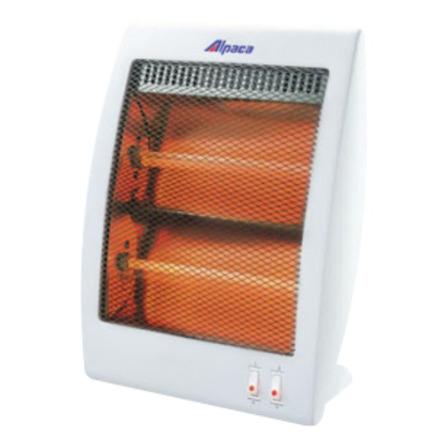 Calefactor eléctrico  cuarzo Alpaca RH04