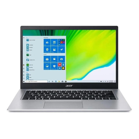 "Notebook Acer Aspire 5 A514-53 prata 14"", Intel Core i5 1035G1  8GB de RAM 256GB SSD, Intel UHD Graphics G1 60 Hz 1366x768px Windows 10 Home"