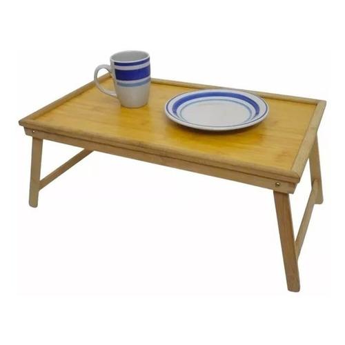 Mesa Desayuno Cama Madera Plegable 100% Lavable Hts Hts