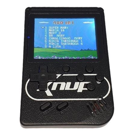 Console Knup KP-GM001 preto