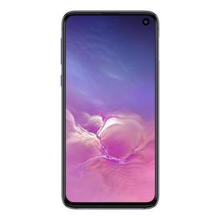 Samsung Galaxy S10e Dual SIM 128 GB preto-prisma 6 GB RAM