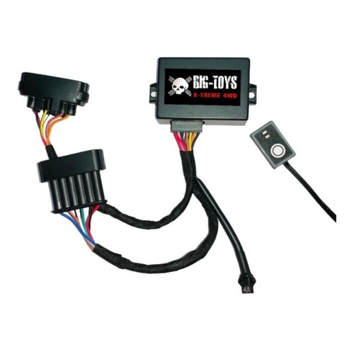 Pedal Drive Acc Box Para Ram 1500