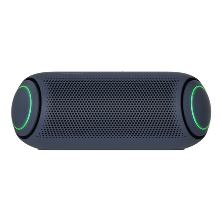 Parlante LG XBOOM Go PL5 portátil con bluetooth negra