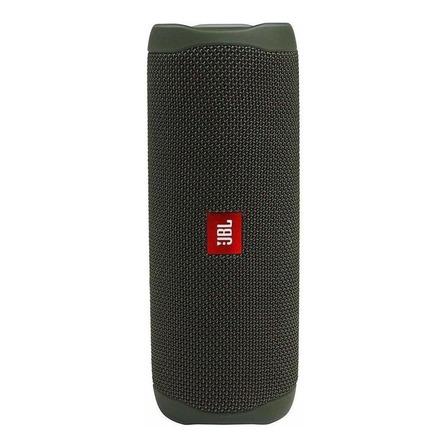 Caixa de som JBL Flip 5 portátil com bluetooth green