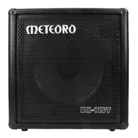 Amplificador Meteoro Ultrabass BX200 Combo Transistor 250W preto 110V/220V
