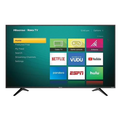 """Smart TV Hisense R6 Series 50R6E LED 4K 50"""" 120V"""