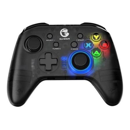 Controle joystick sem fio GameSir T4 Pro preto