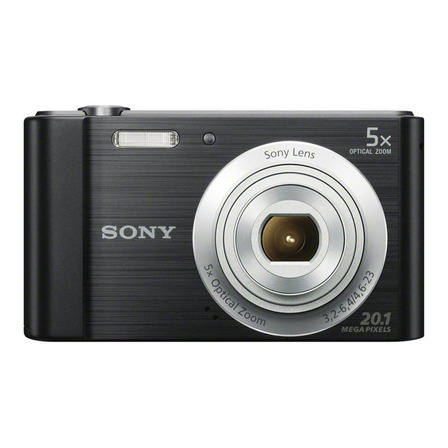 Sony Cyber-shot W800 compacta color negro