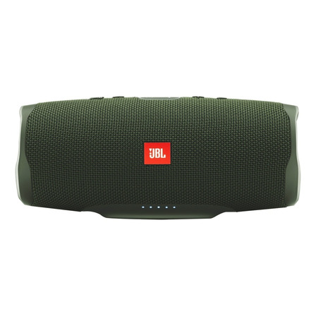 Parlante JBL Charge 4 portátil con bluetooth forest green