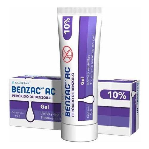 Benzac Ac 10  Galderma 60g