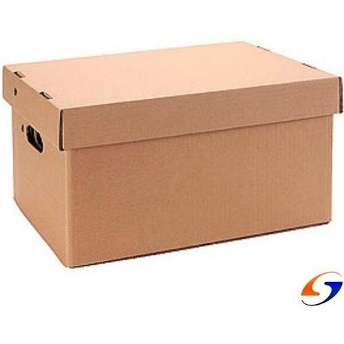Caja De Cartón Archivo Multiuso A4 36x24x15 Serviciopapelero
