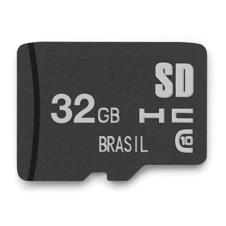 Cartão de memória Multilaser MC145 32GB