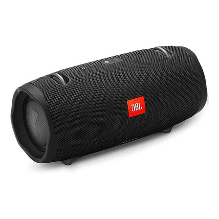 Parlante JBL Xtreme 2 portátil con bluetooth  midnight black