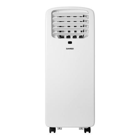 Aire acondicionado Sansei portátil frío/calor 3010 frigorías blanco 220V SAP35HC2AD