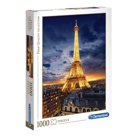 Rompecabezas Clementoni Tour Eiffel de 1000 piezas