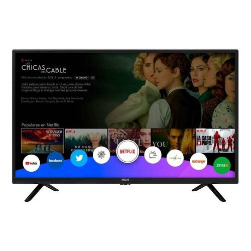 """Smart TV RCA XF32SM LED HD 32"""" 110V/240V"""