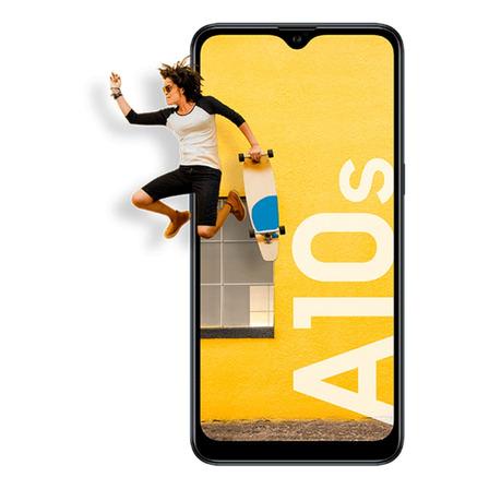 Samsung Galaxy A10s 32 GB negro 2 GB RAM