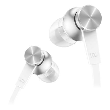 Audífonos Xiaomi Mi Headphones Basic plateado