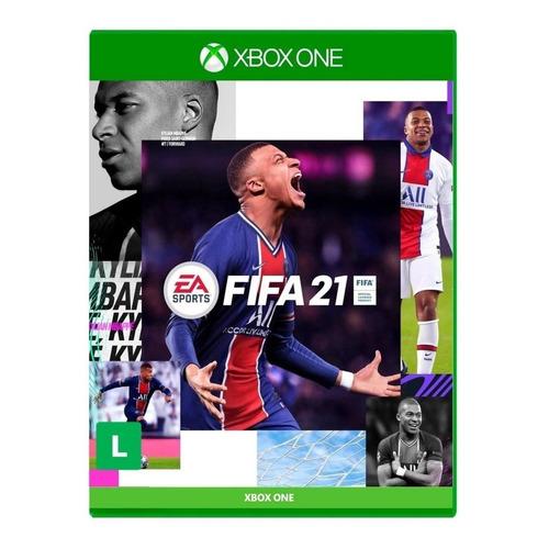 FIFA 21 Standard Edition Electronic Arts Xbox One  Físico