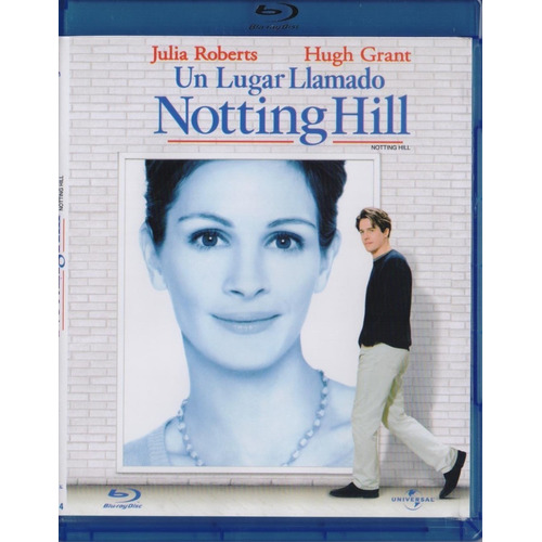 Un Lugar Llamado Notting Hill Julia Roberts Pelicula Blu-ray