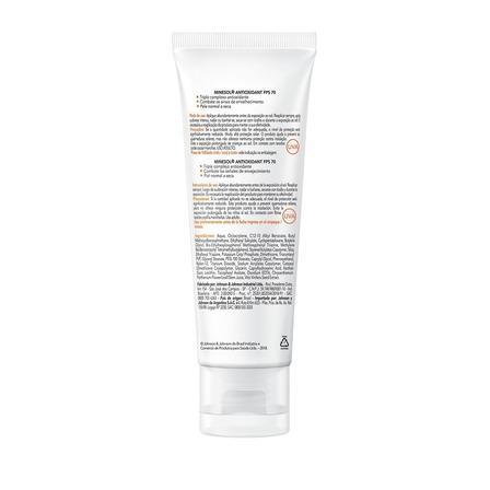Protetor solar RoC Minesol Antioxidant  FPS70 40g