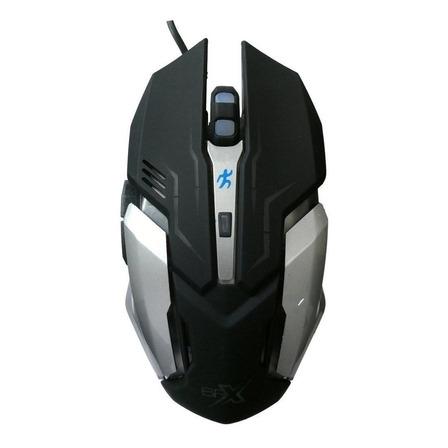 Mouse para jogo BRX HV-MS803 preto
