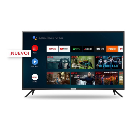 Smart Tv Rca 42 Android Tv And42y Hdr Techcel Envío Full