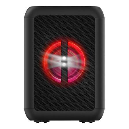 Parlante Philips Bass+ TANX100 portátil inalámbrico Negro 100V/240V