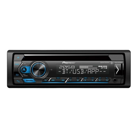 Estéreo para auto Pioneer DEH S4250 con USB y bluetooth