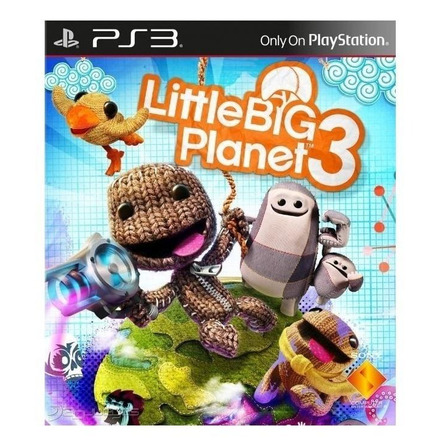 LittleBigPlanet 3 Digital PS3 Sony