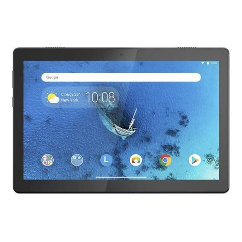 Tablet Lenovo Tab M10 32gb, Ram 2gb, 5mpx, Wifi, Lte Negro