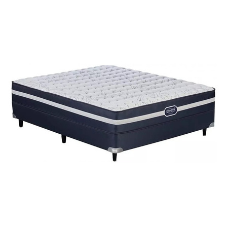 Sommier Simmons Beautyrest Recharge Supreme King 200x200cm