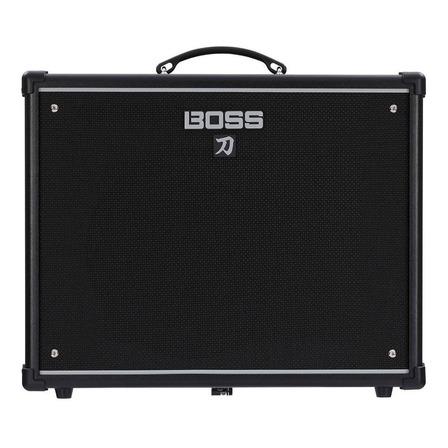 Amplificador Boss Katana 100 para guitarra de 100W cor preto