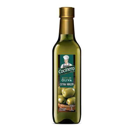 Aceite de oliva virgen extra Cocinero botella1l